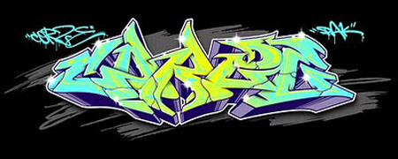 Graffiti Wallpaper 3D Alphabet Create Your Name In