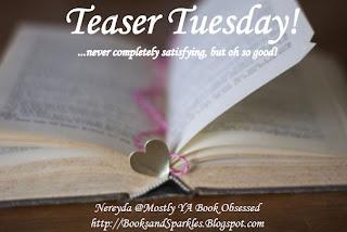 Teaser Tuesday! (18)