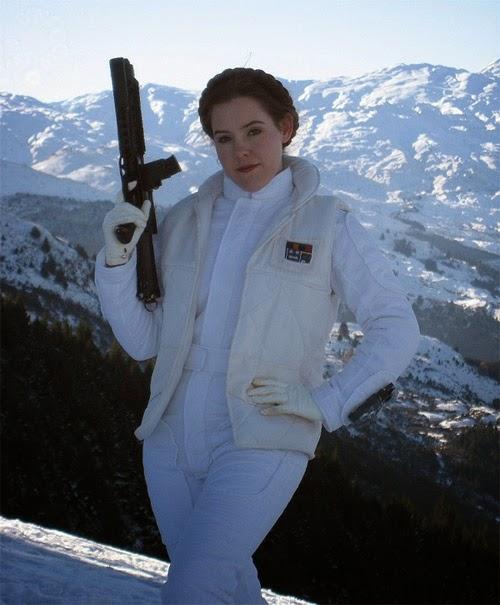 Princess Leia Hoth Bria Silivren