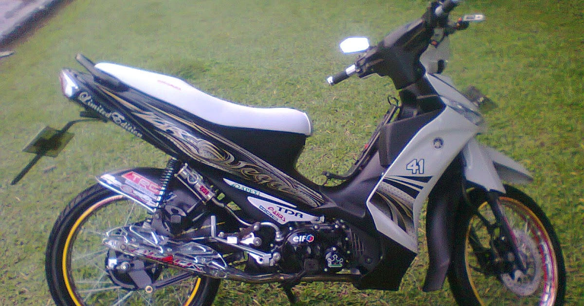 Foto Modifikasi Drag Vega Zr 2014