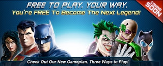 DC Universe Online free to play starting in October