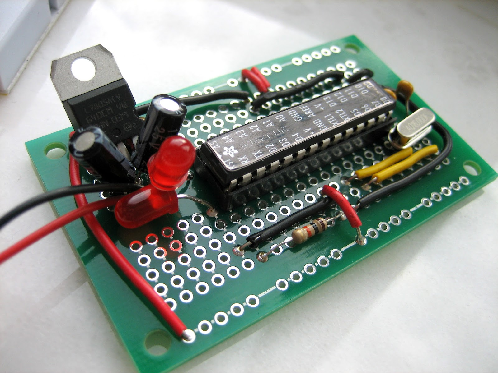 Программатор для atmega328
