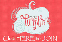 logo for Stampin'UP!'s monthly craft kit: Paper Pumpkin