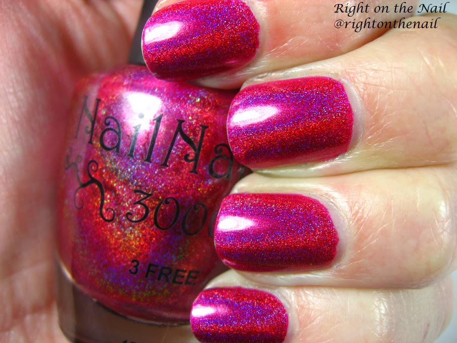 Right on the Nail: Right on the Nail ~ NailNation 3000 Swatches and ...
