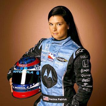 Danica Patrick piloto automovilistico