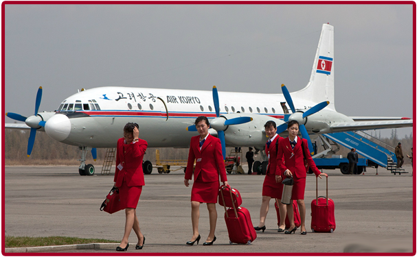 Air Koryo Tours