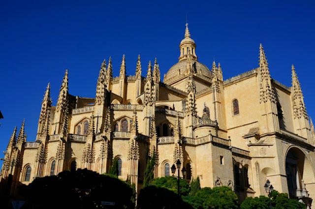 segowia katedra