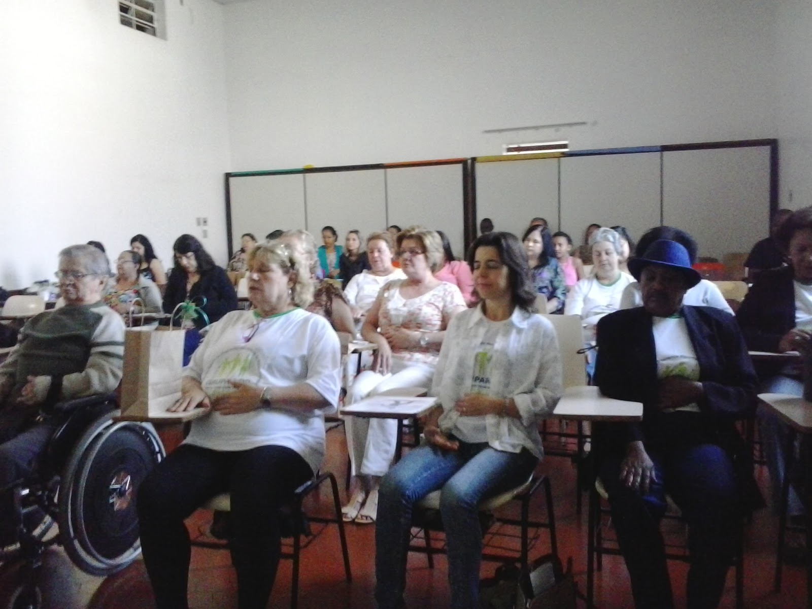 #623D35  encontro de pacientes reumático de Ribeirão Preto e região GrupAR 682 Janelas Pvc Ribeirao Preto