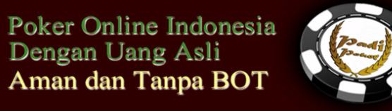 Padipoker.com agent judi poker situs poker online teraman dan terpercaya Indonesia