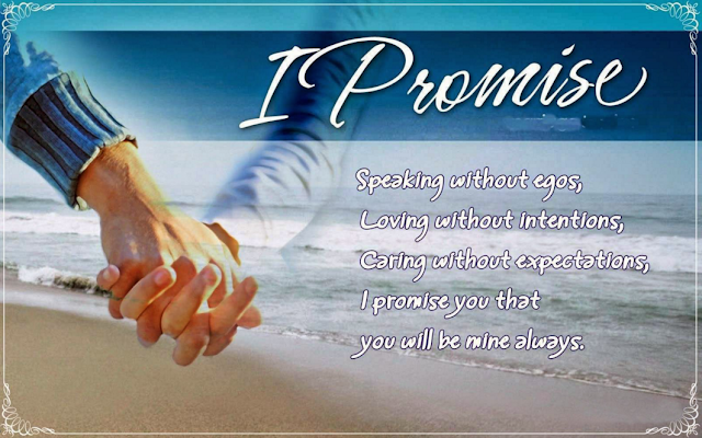 Closeup on Promise Day