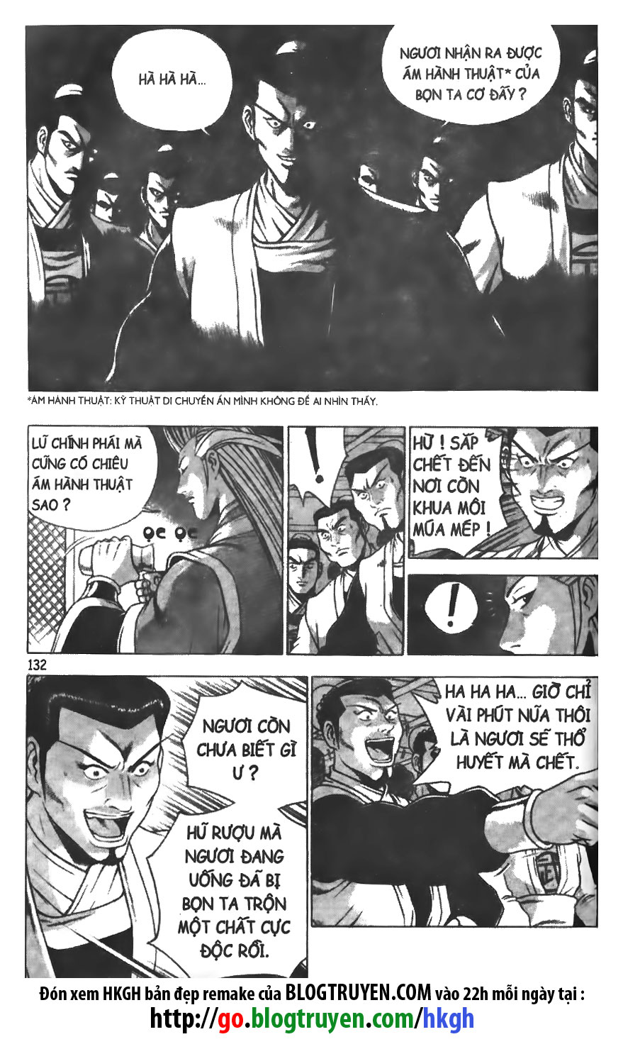 Hiệp Khách Giang Hồ chap 199 page 5 - IZTruyenTranh.com