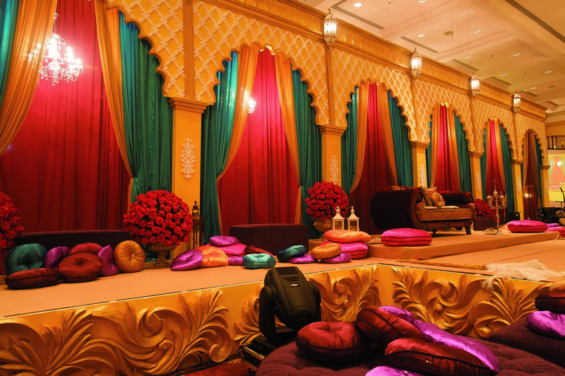 Arabian party decorations party invitations ideas for Arabic interiors decoration