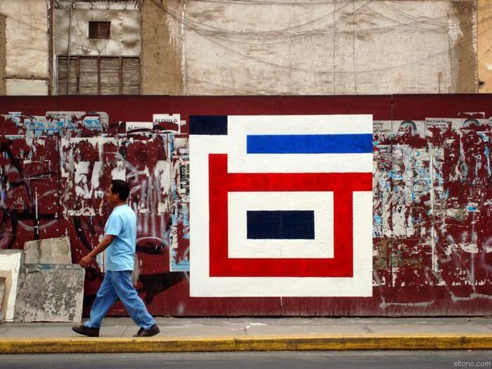 ARTISTAS URBANOS: ELTONO