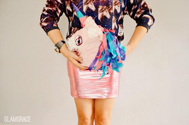 Pastel Unicorn Fashion