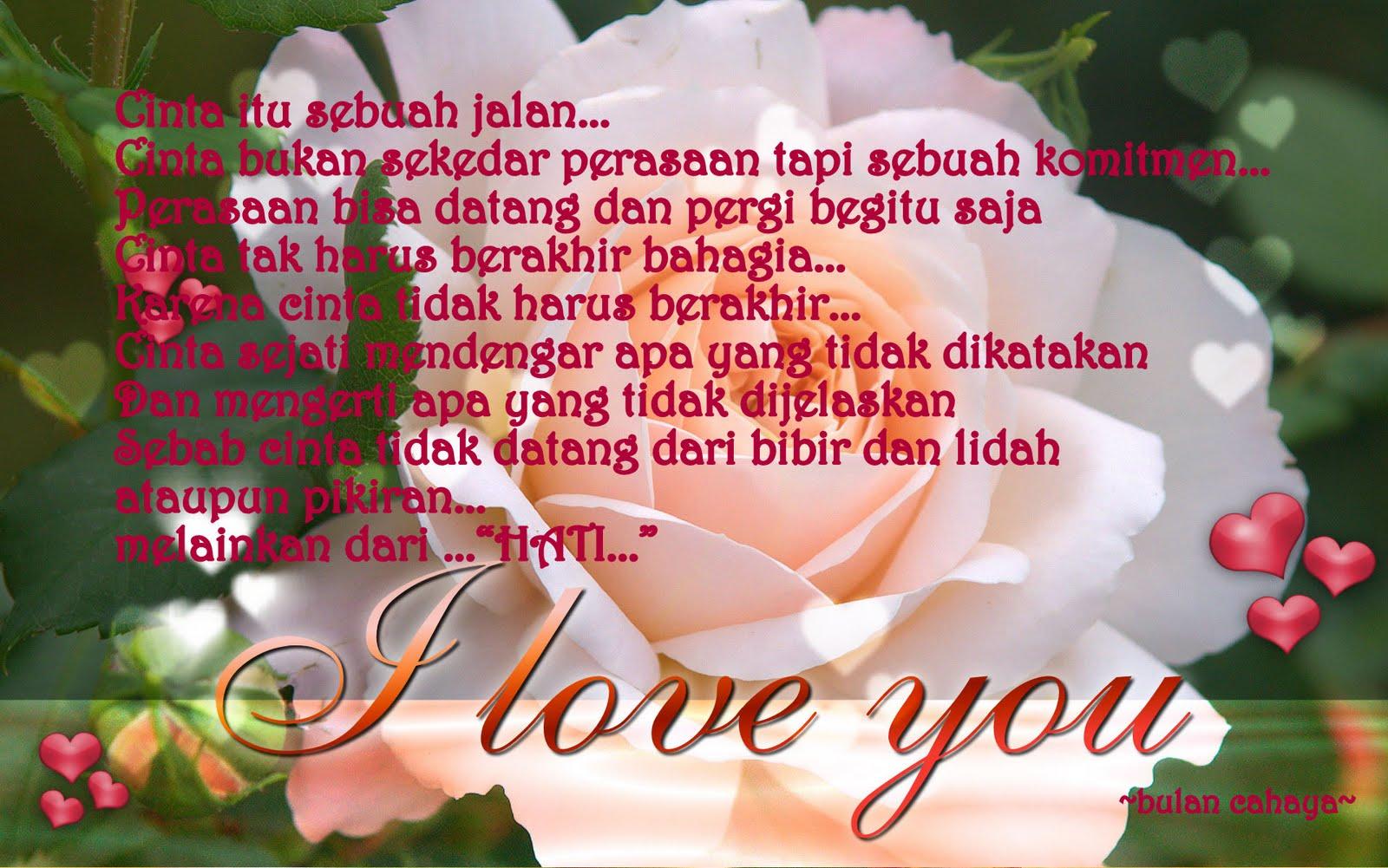 Kata Mutiara Penuh Cinta 2013