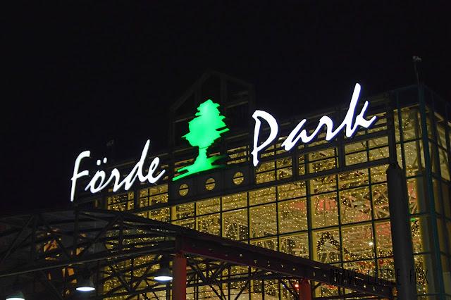 Eingang Förde Park