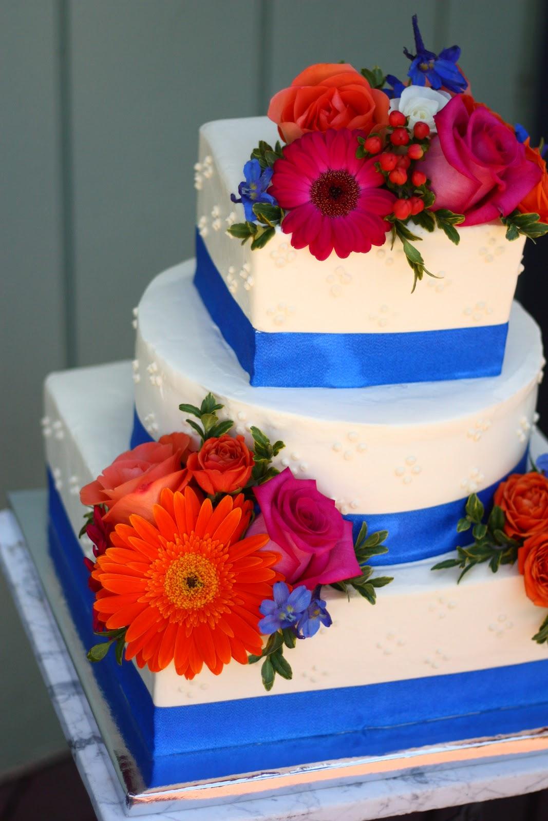 Pie in the Sky: Wedding Cake Roundup
