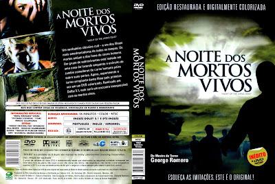 A Noite dos Mortos DVD Capa