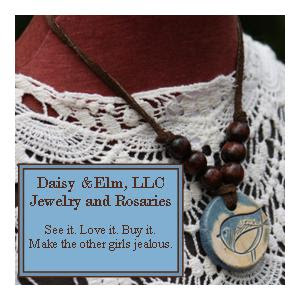 Daisy & Elm Jewelry and Rosaries