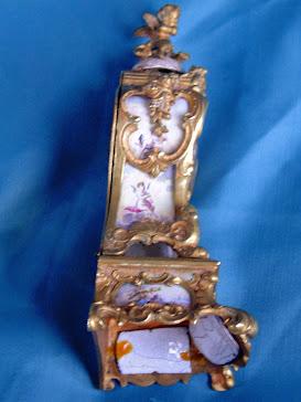 Detalle Reloj Viena