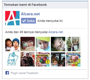 Memasang Widget Facebook di Blogger