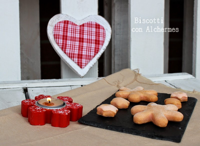 biscotti all'alchermes