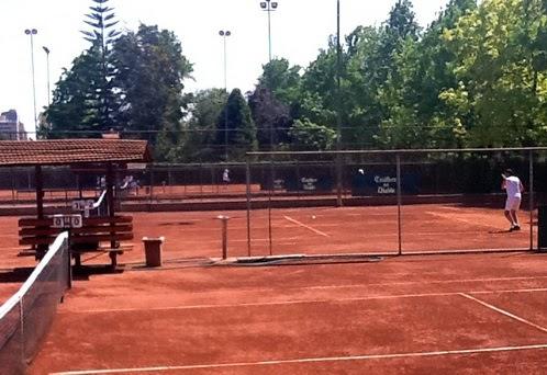 ITF SENIORS G1 COPA TRULLENQUE CHILE-  CHAU ARMADA MENDOCINA