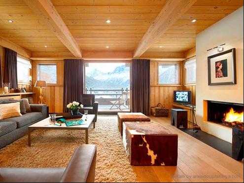 desain rumah kayu minimalis klasik dan cantik design