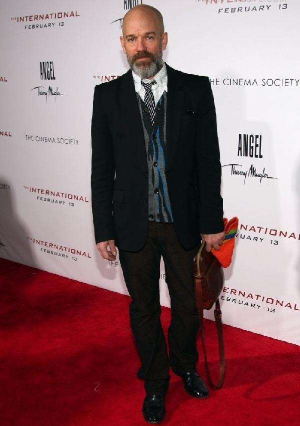 Michael Gambon Height
