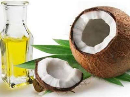 oli vegetali, olio di cocco, cura dei capelli secchi e sfibrati