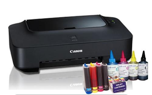 Cara Mengatasi Peringatan Tinta Habis Pada Printer Canon IP2770