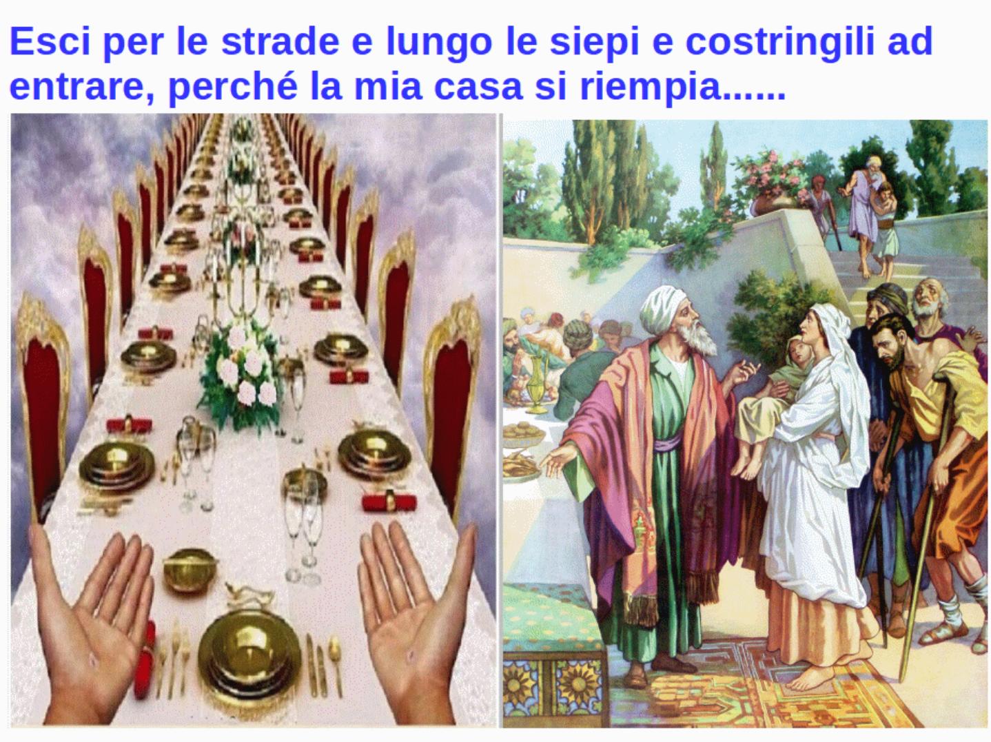 Risultati immagini per al banchetto del Signore