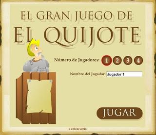 Juego del Quijote
