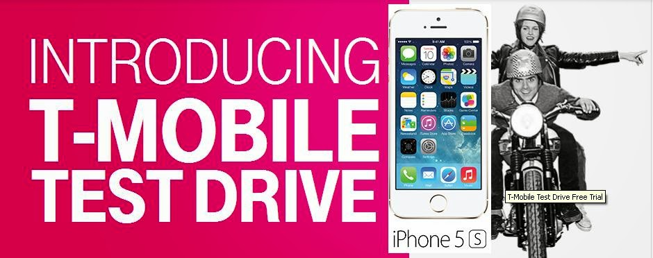 T-Mobile Free iPhone for a week, T-mobile 7 day free trial, Tmobile iPhone 7 day test