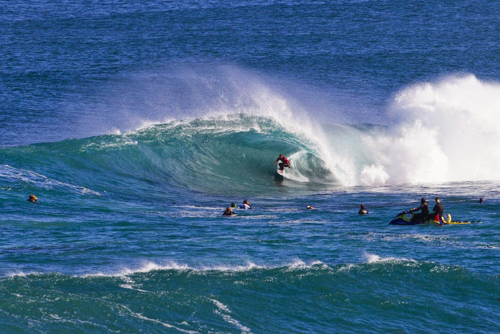29 Drug Aware Margaret River Pro Taj Burrow Foto WSL Kelly Cestari