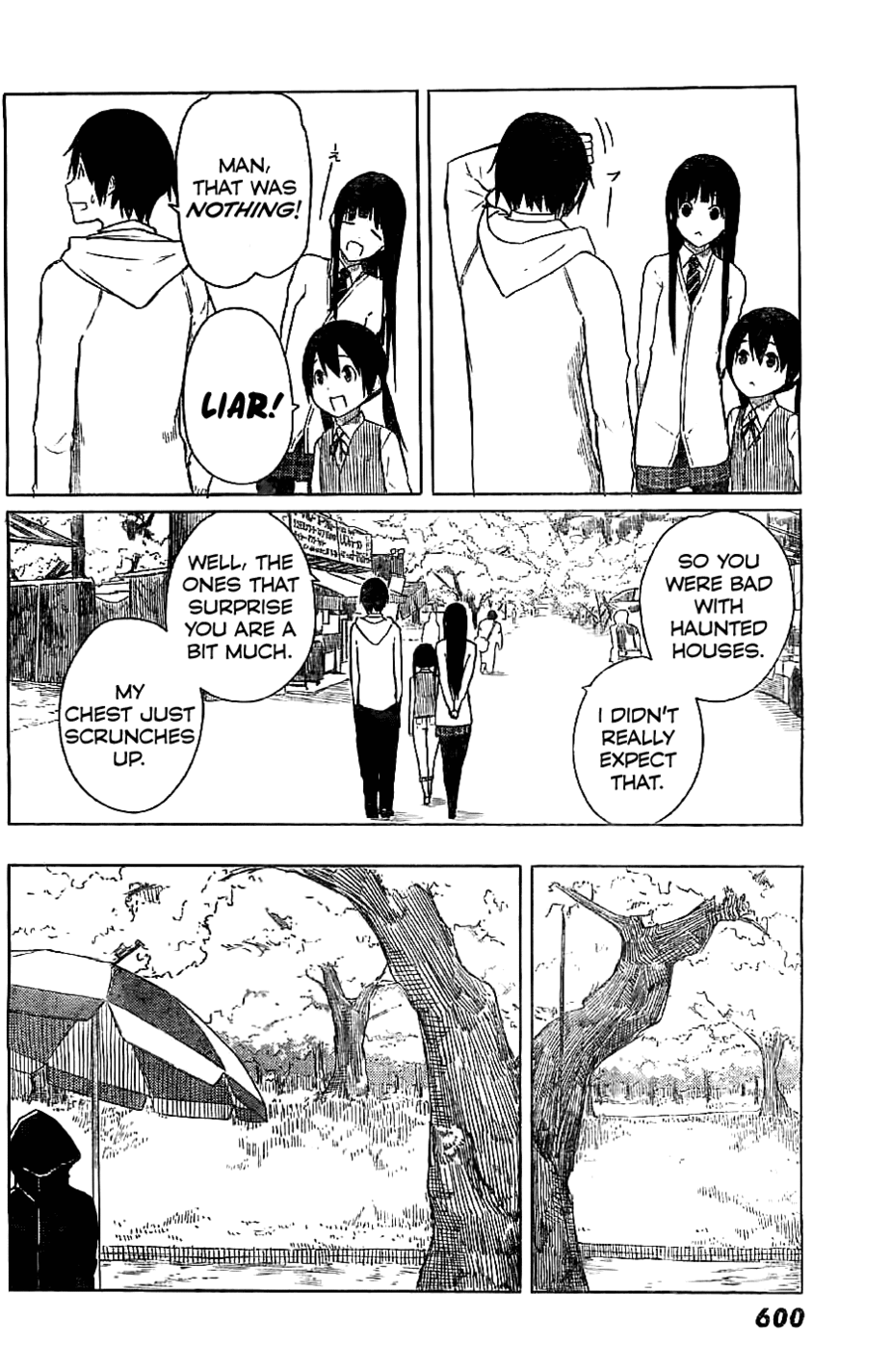 Flying Witch - Chapter 11