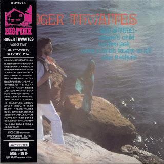 ROGER THWAITES - AGE OF TIME (SOUND UNLIMITED 1971) Kor mastering cardboard sleeve