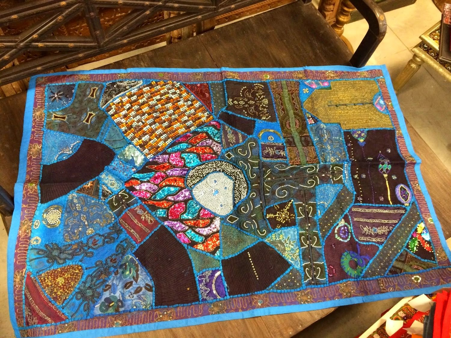 http://www.amazon.com/Tapestry-Handmade-Sequins-Embroidered-Patchwork/dp/B00R0XKWXA/ref=sr_1_8?m=A1FLPADQPBV8TK&s=merchant-items&ie=UTF8&qid=1426055112&sr=1-8&keywords=wall+hanging