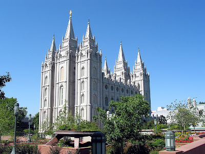 pictures of the salt lake temple