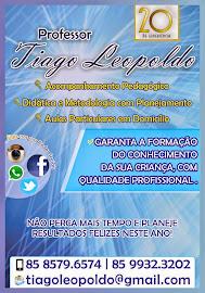 PROF. TIAGO LEOPOLDO