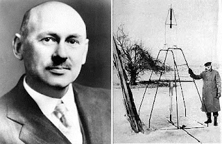 Robert Goddard: American Rocket Pioneer