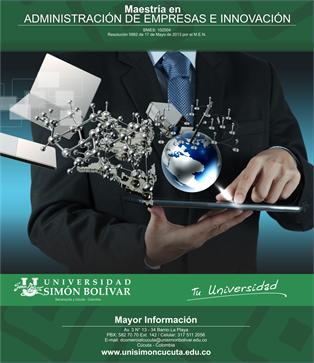 Maestría en Administración e Innovación