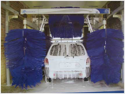 The Cool Car Design Of Legend Auto Car Wash