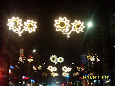 Joulupukki seuraksenne Tampereen keskustaan