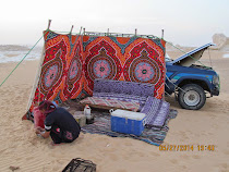 Bedouin Car Camp, White Desert, Western Desert Oasis Loop, Egypt
