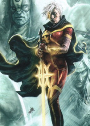 Phyla-Vell (Marvel Comics) Character Review - 2