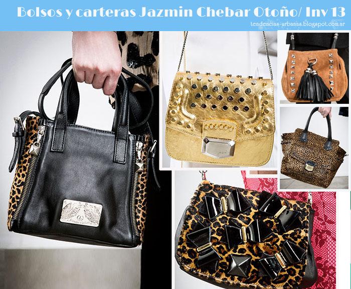 carteras Jazmin Chebar 2013