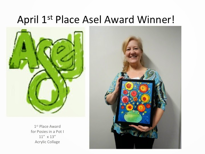 First Place Asel Award Winner