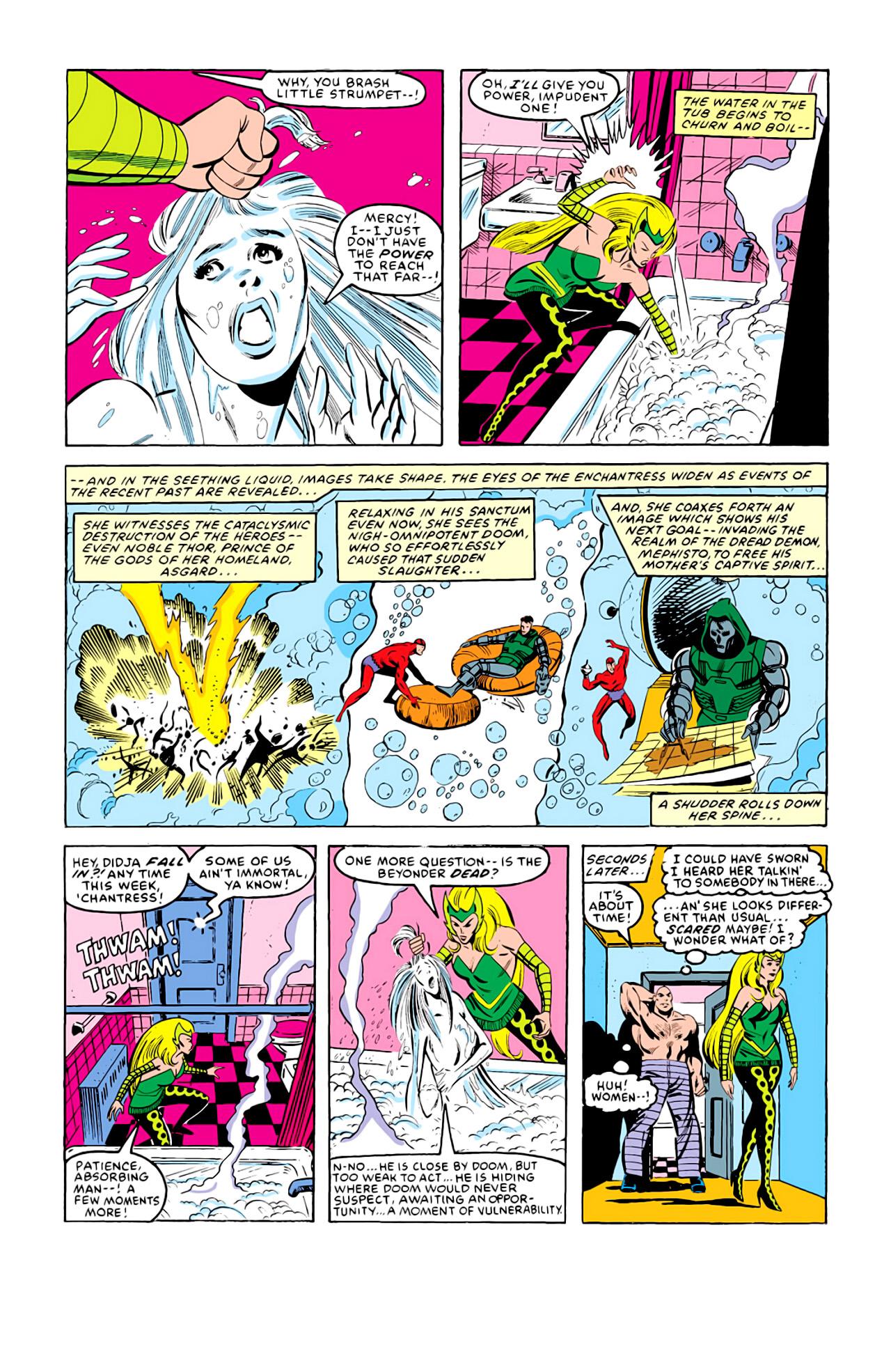 Captain America (1968) Issue #292m #220 - English 8