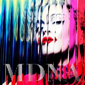 Madonna presenta la carátula de su nuevo CD